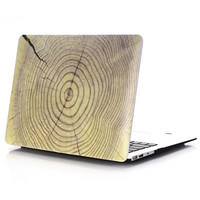 "Wood Line Cover Case For Apple Macbook Pro Retina 13"" laptop Protective case for Macbook Pro 13.3 with Retina Display"