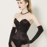 Laurie Extreme Corset by What Katie Did