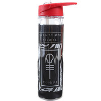 Twenty One Pilots Water Bottle