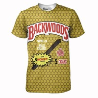 Honey Backwoods Tee