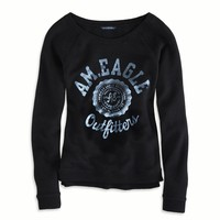 AEO Women's Real Soft Heritage Fleece