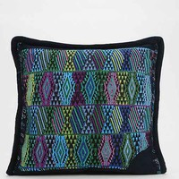 Dos Rubias One-Of-A-Kind Pillow Cover- Multi One