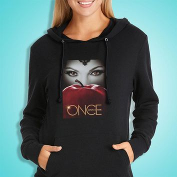 Tv Show Once Upon A Time High Women'S Hoodie