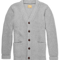 Levi's Vintage Clothing - Ribbed-Knit Cardigan | MR PORTER