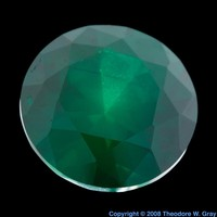 fake green gem - Google Search