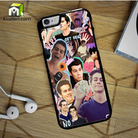 Teen Wolf Dylan Obrien Collage iPhone 6S Case by Avallen