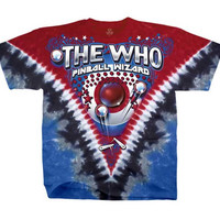 T-shirt The Who Pinball