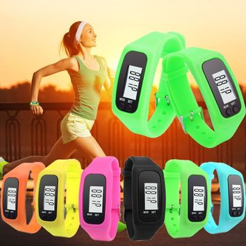 Outdoor Sports Pedometer