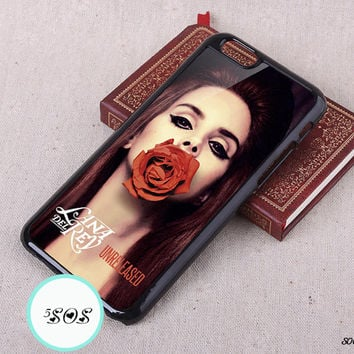 Lana Del Rey iPhone 5S case Resin iPhone 6 case - iPhone 6 plus case iPhone 5c 4S Case, Samsung Galaxy S3 S4 S5 Case, Note 2/ 3 - S0051