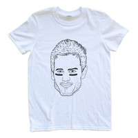 Tom Brady New England Patriots Tee 2 Variations