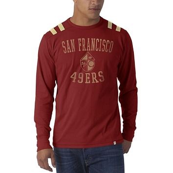 San Francisco 49ers - Bruiser Premium Long Sleeve T-Shirt