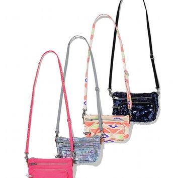 Cross-body Bag - Victorias Secret PINK - Victoria's Secret