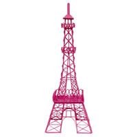Hot Pink Metal Eiffel Tower Decor | Hobby Lobby | 736777