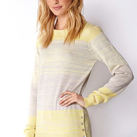 Blurred Lines Knit Sweater