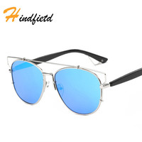 Women Sunglasses Polarized UV400 Fashion Female Sunglasses Brand Designer 2016 New Luxury Vintage Women Sunglasses Cat Eye