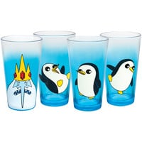 Adventure Time - Gunter Four Pack Pint Set