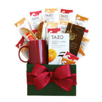 Tazo Tea Temptations Gift Basket - Kmart