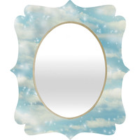 Lisa Argyropoulos Dream Big Quatrefoil Mirror