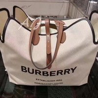 Top Quality Burberry  Women Leather Tote Bag Shoulder Bag Messenger Bag Shopping Bag