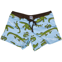 Alligator Wide Awake Juniors Boxer Shorts