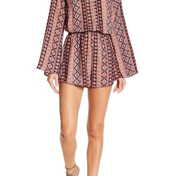 SHOW ME YOUR MUMU | Red Rocks Romper | Nordstrom Rack