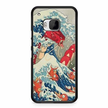 The Great Wave Off Kanto 2 HTC M9 Case