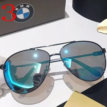 Perfect BWM Fashion Men Summer Sun Shades Eyeglasses Glasses Sunglasses