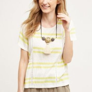 Hitchstripe Tee by Anthropologie