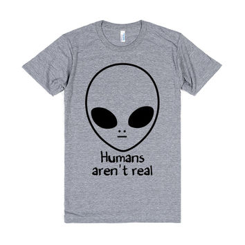 Humans Aren't Real Alien