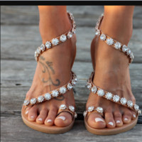 Hot style sells rhinos and handmade sandals