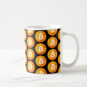 Cool Bitcoin Logo Mug