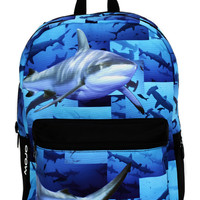 """Shark Tank"" Backpack by Mojo Backpacks"