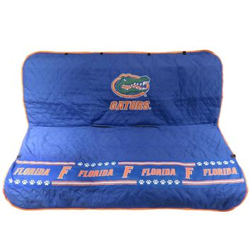 Florida Gators Pet Car Seat Cover