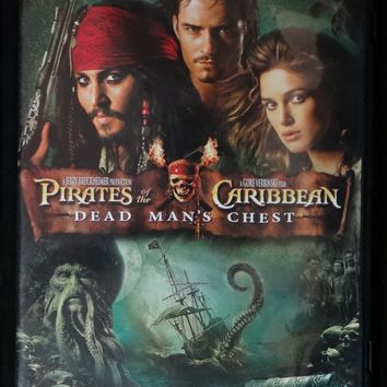 Pirates of the Caribbean: Dead Man's Chest (Widescreen)