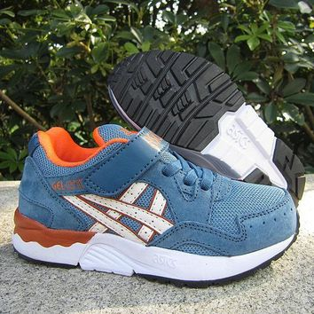 ASICS Girls Boys Children Baby Toddler Kids Child Durable Breathable Sneakers Sport Shoes-2