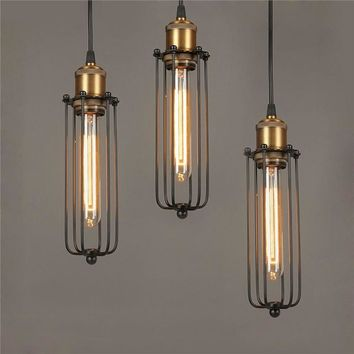 Vintage Retro Restaurant Style Pendant Lights