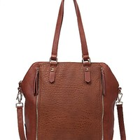 Urban Expressions Front Zip Purse