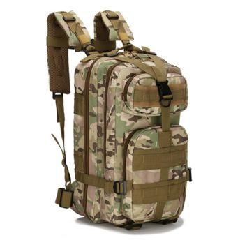 Outdoor Sport Bag Military Rucksack Backpack Camping Hiking Trekking Bag