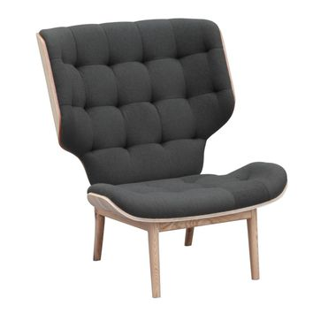 Cuddle Lounge Chair - Gray
