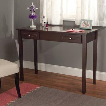 Aubrey Vanity Desk, Multiple Colors - Walmart.com