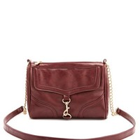 CHAIN LINK CROSS-BODY BAG