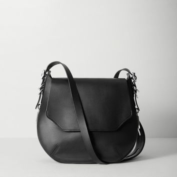 Shop the Bradbury Small Flap Hobo on rag & bone