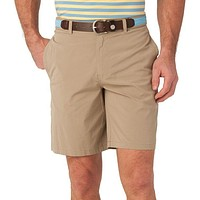 Tide to Trail Performance Shorts in Sandstone Khaki by Southern Tide