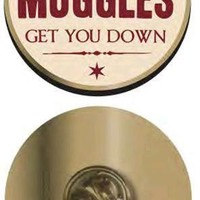 Harry Potter | Muggles BADGE