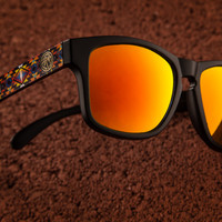 Cruiser Sunglasses: Neo Native Multi-Color Customs