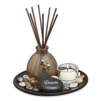 Starling 7-piece Reed Diffuser Set