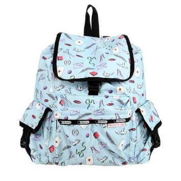 OLYMPIA LE-TAN x LESPORTSAC Backpack