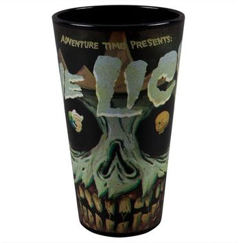 DCCKU3R Adventure Time - The Lich Pint Glass
