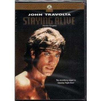 STAYING ALIVE (WIDESCREEN EDITIO