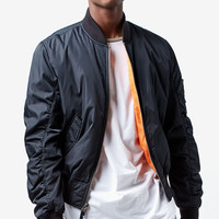 PacSun Classic Bomber Jacket at PacSun.com